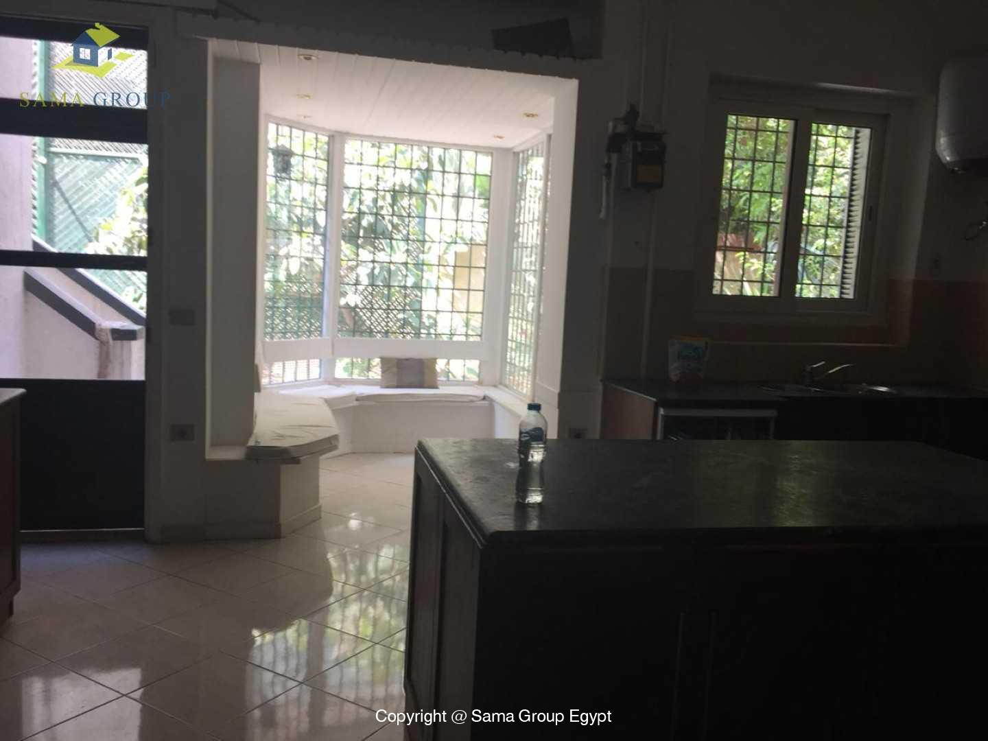 Villa with swimming pool For Rent In Maadi,Semi furnished,Villa NO #8