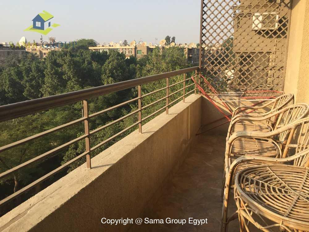 Furnished Apartment For Rent In Maadi Degla,Furnished,Apartment NO #13