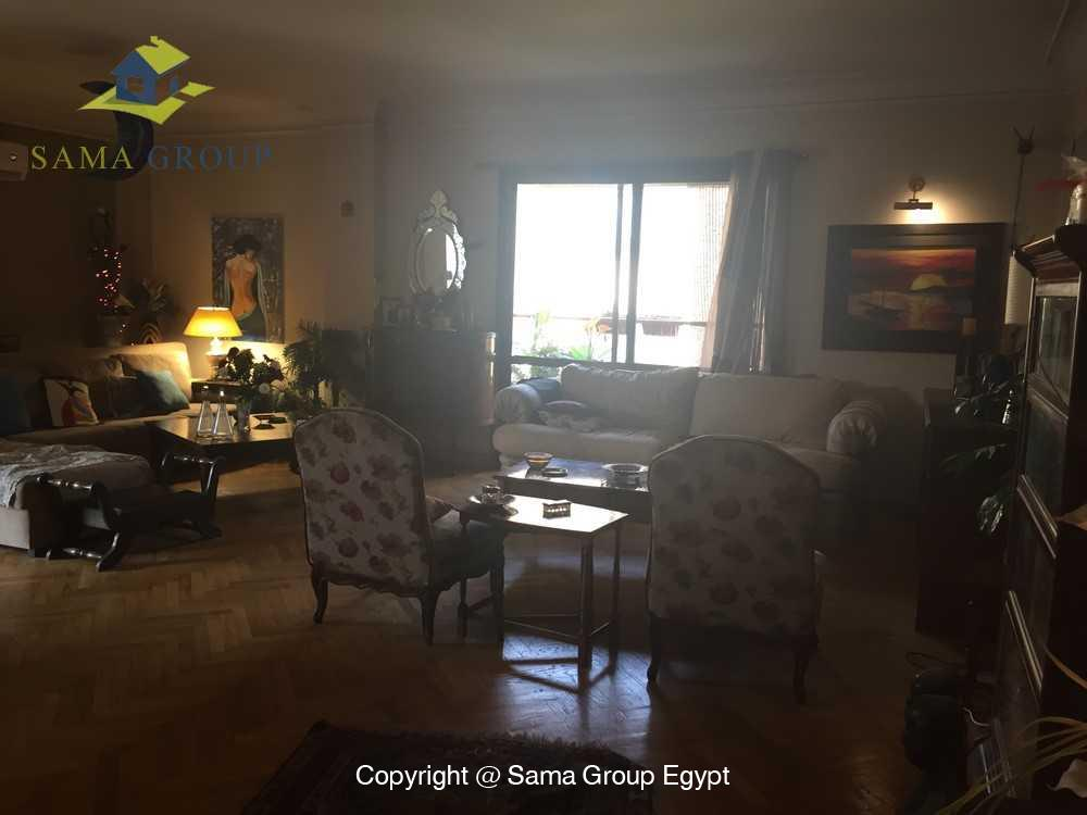 Apartment For Sale In Maadi,Furnished,Apartment NO #12