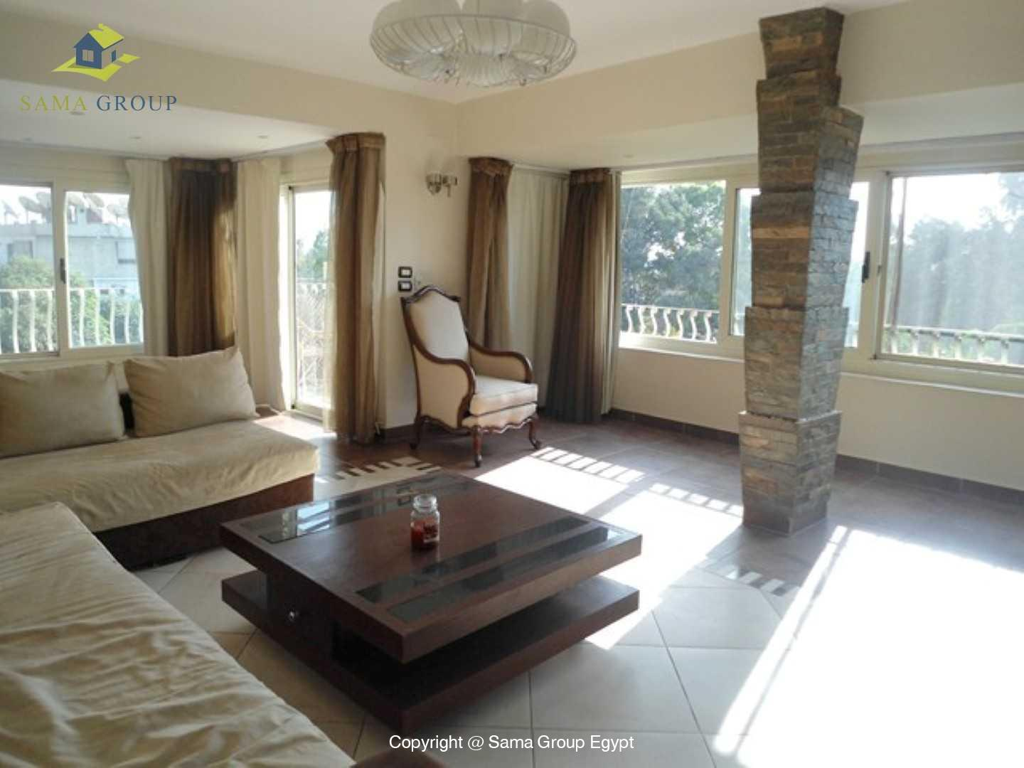 Apartment For Sale In Maadi Sarayat,Modern Furnished,Apartment NO #6