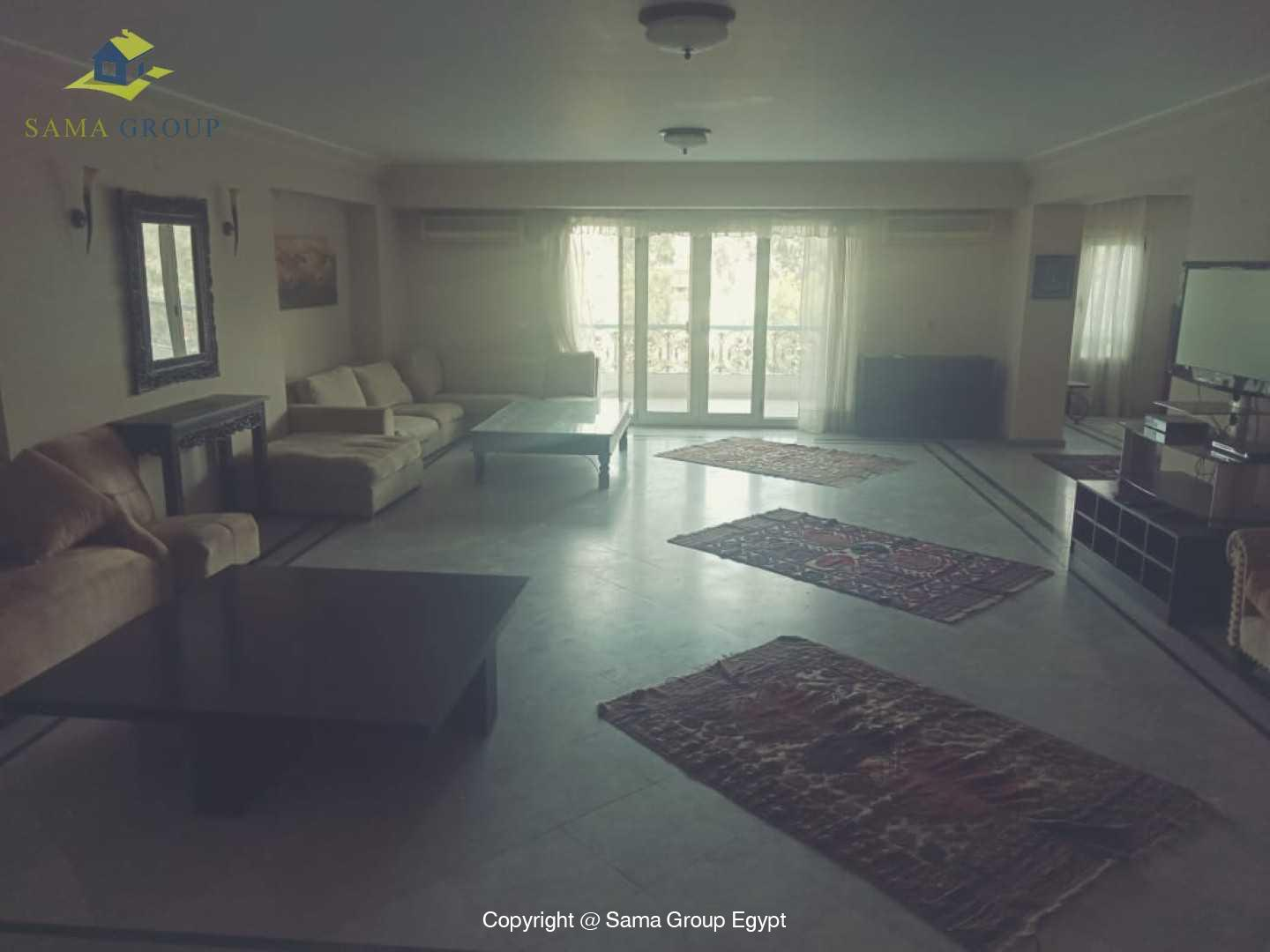 Apartment For Rent In Maadi Sarayat,Modern Furnished,Apartment NO #16