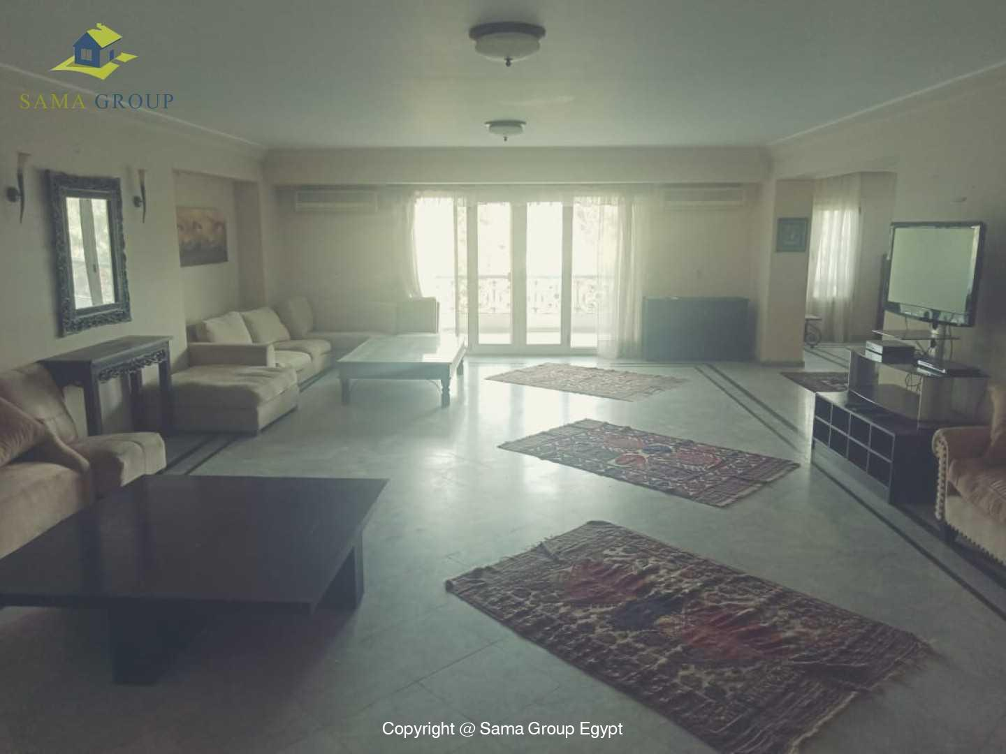 Apartment For Rent In Maadi Sarayat,Modern Furnished,Apartment NO #17