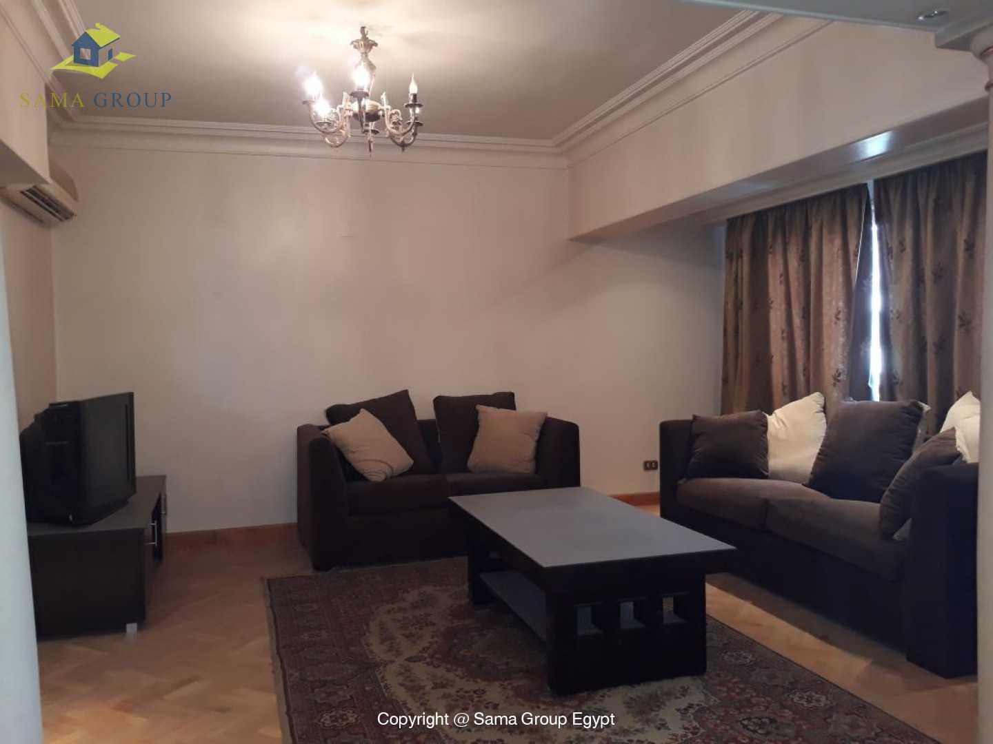 Apartment For Rent In Maadi Degla Close to CAC,Modern Furnished,Apartment NO #1