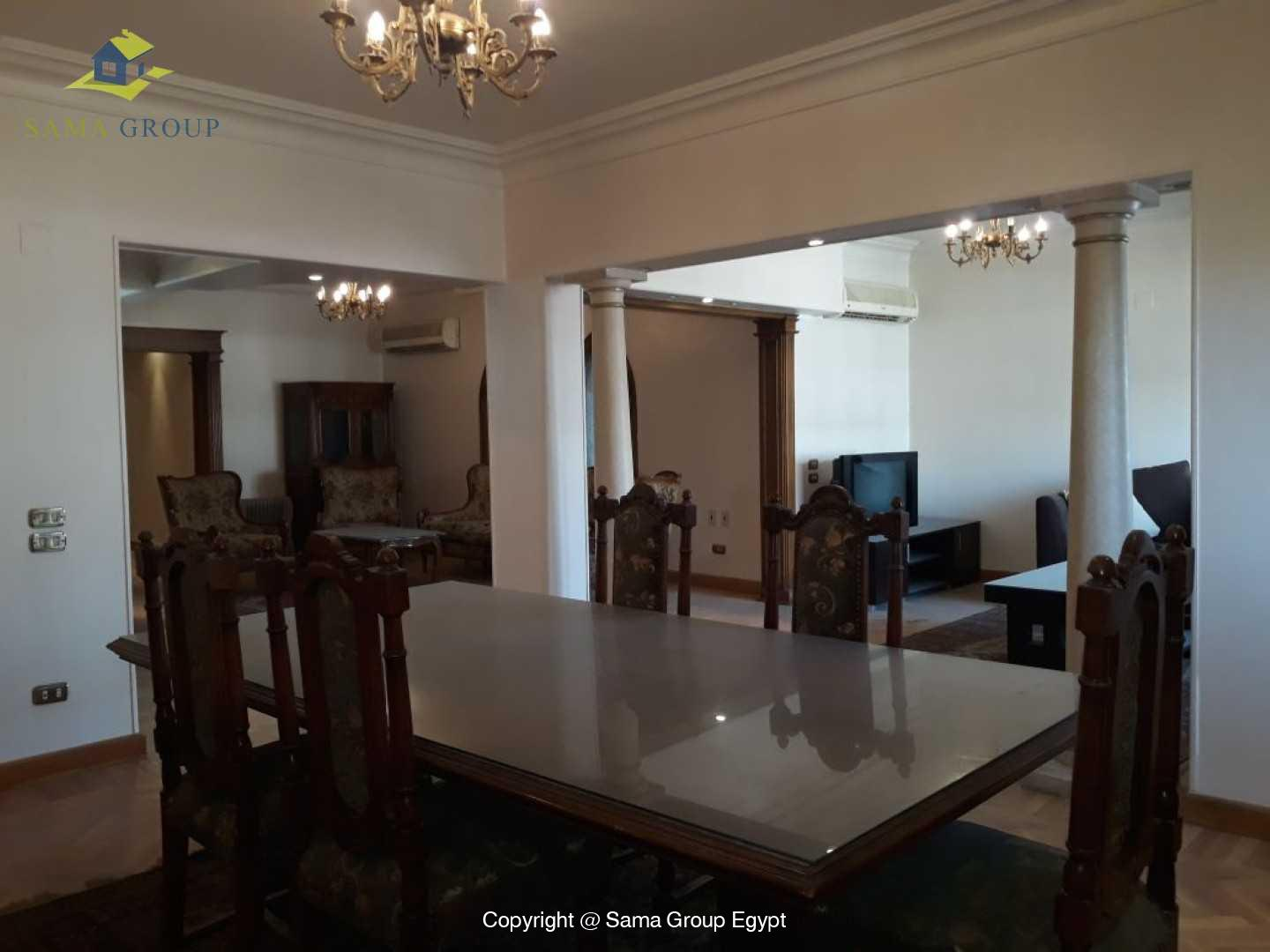 Apartment For Rent In Maadi Degla Close to CAC,Modern Furnished,Apartment NO #16