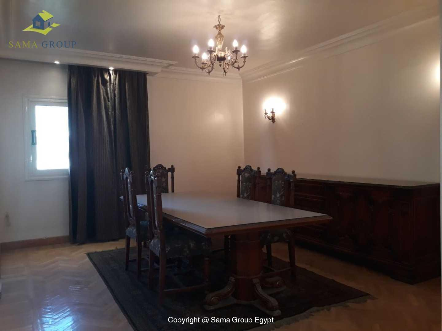 Apartment For Rent In Maadi Degla Close to CAC,Modern Furnished,Apartment NO #20