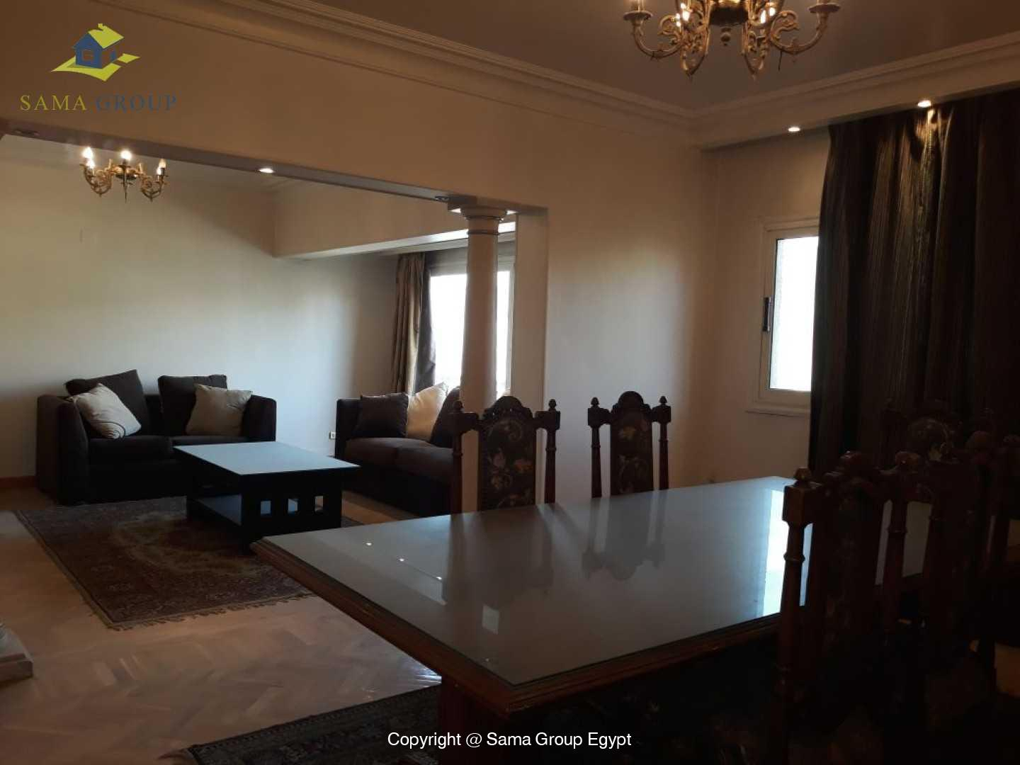 Apartment For Rent In Maadi Degla Close to CAC,Modern Furnished,Apartment NO #21