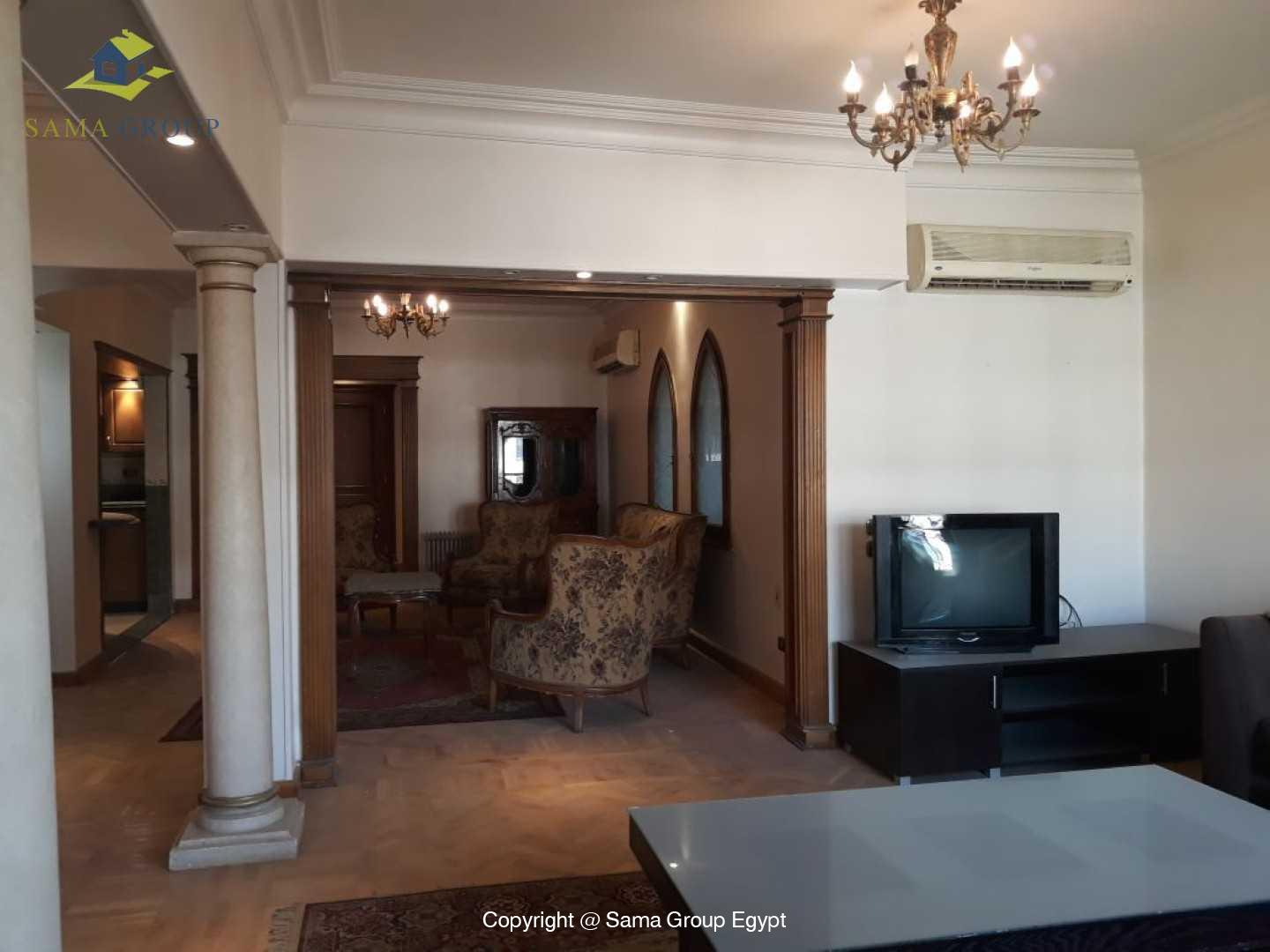 Apartment For Rent In Maadi Degla Close to CAC,Modern Furnished,Apartment NO #8