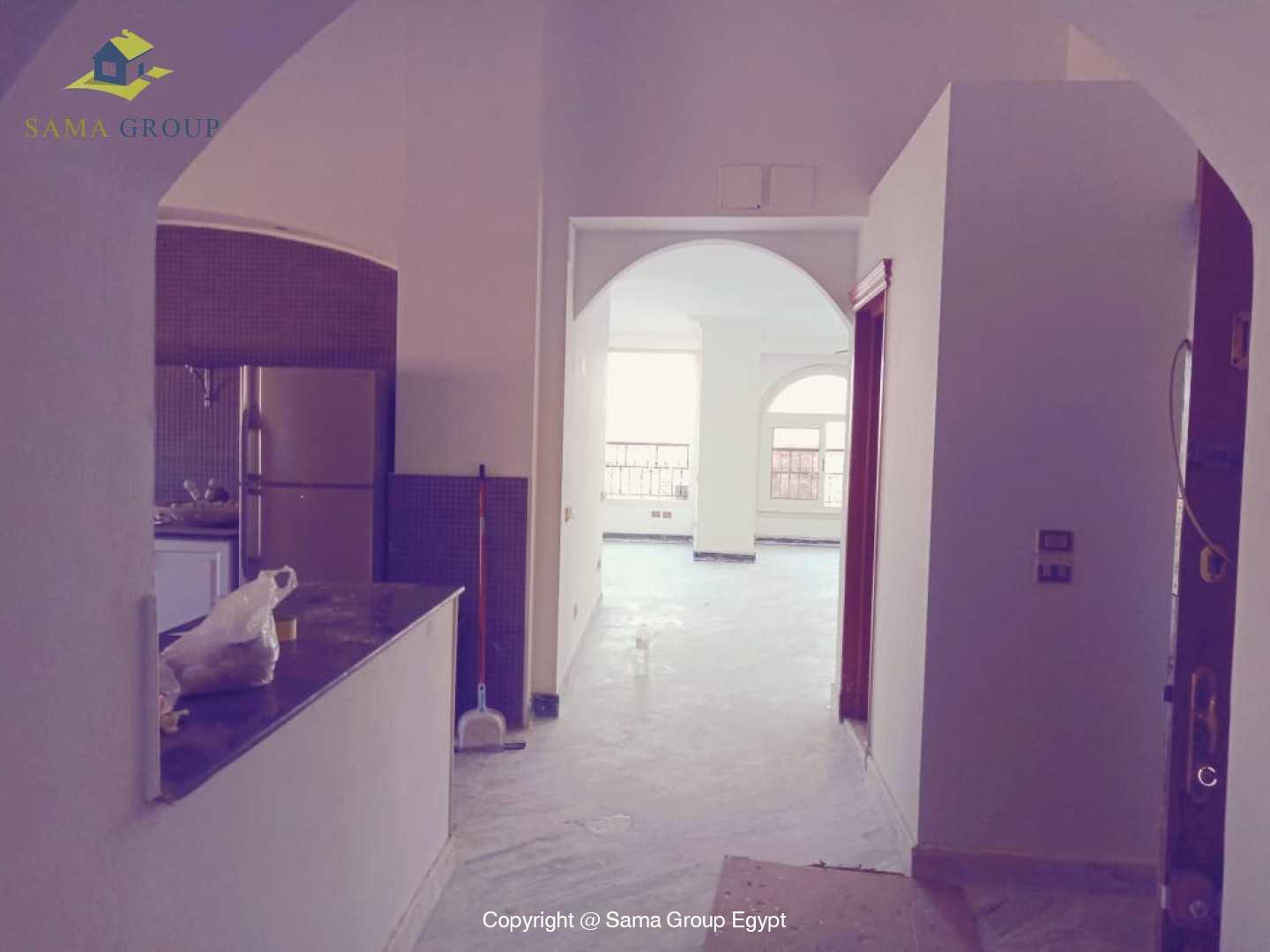 Penthouse With Pool For Rent In Maadi Degla,Semi furnished,Penthouse NO #9