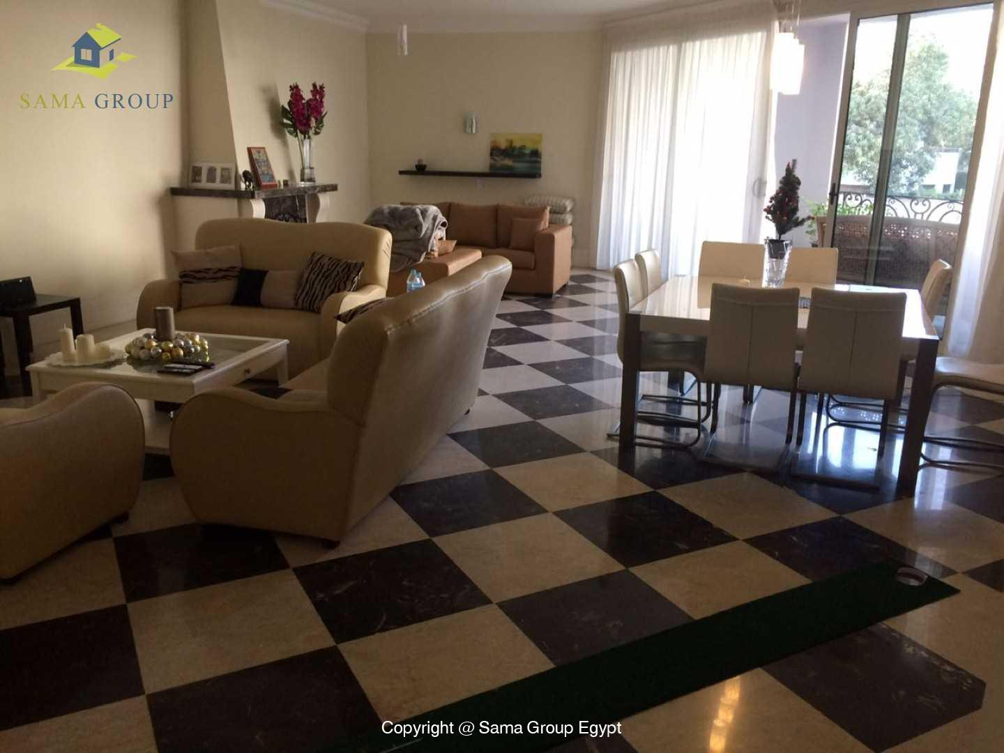 Apartment With Pool For Rent In Maadi Sarayat,Modern Furnished,Apartment NO #1