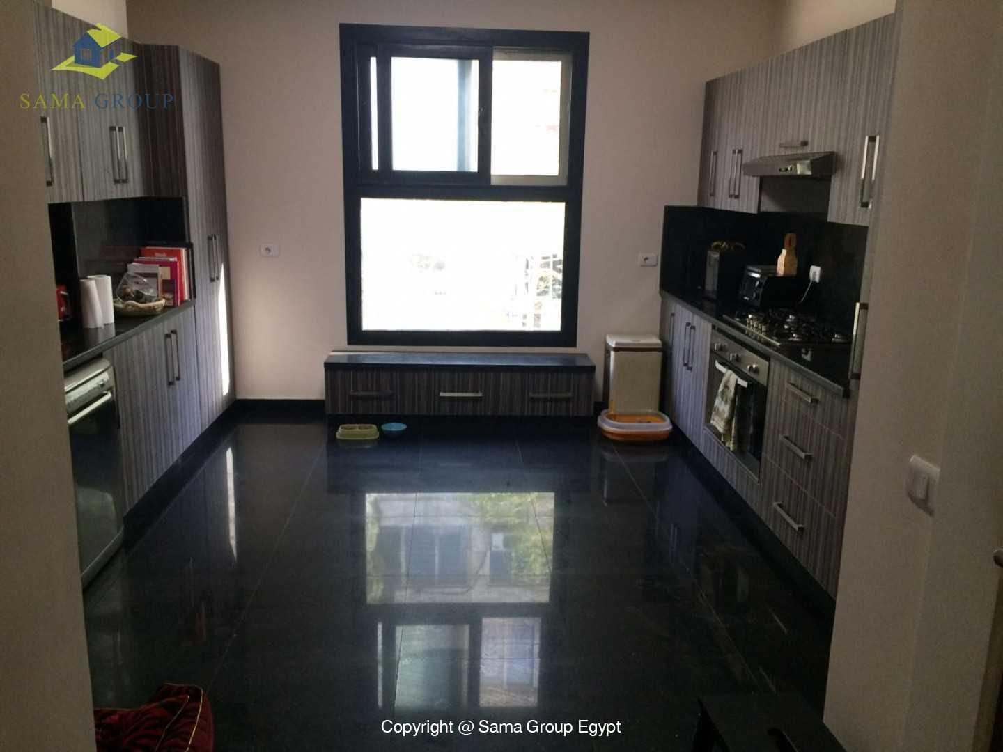Apartment With Pool For Rent In Maadi Sarayat,Modern Furnished,Apartment NO #9