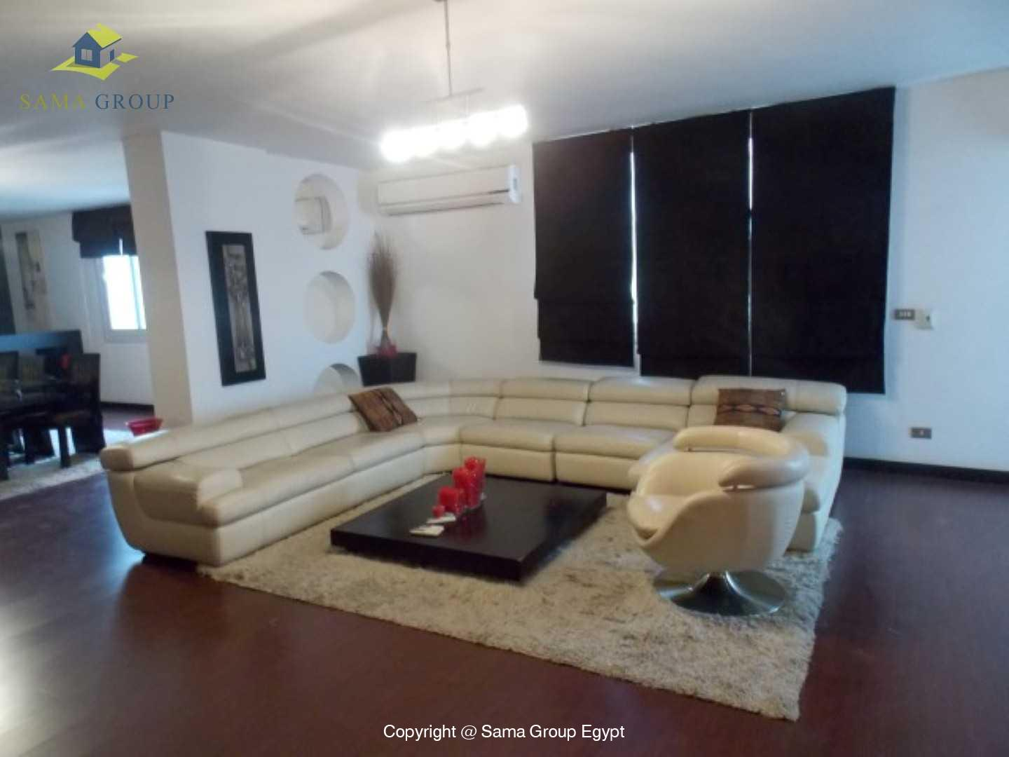 Ultra Modern Apartment For Rent In Old Maadi,Modern Furnished,Apartment NO #1