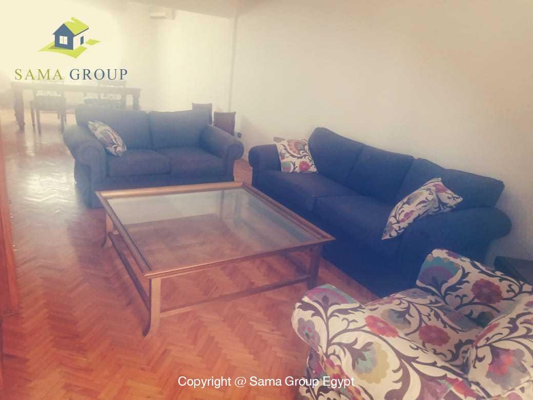 Furnished Apartment For Rent In Maadi Degla,Modern Furnished,Apartment NO #5