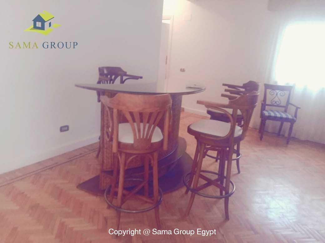 Furnished Apartment For Rent In Maadi Degla,Modern Furnished,Apartment NO #3