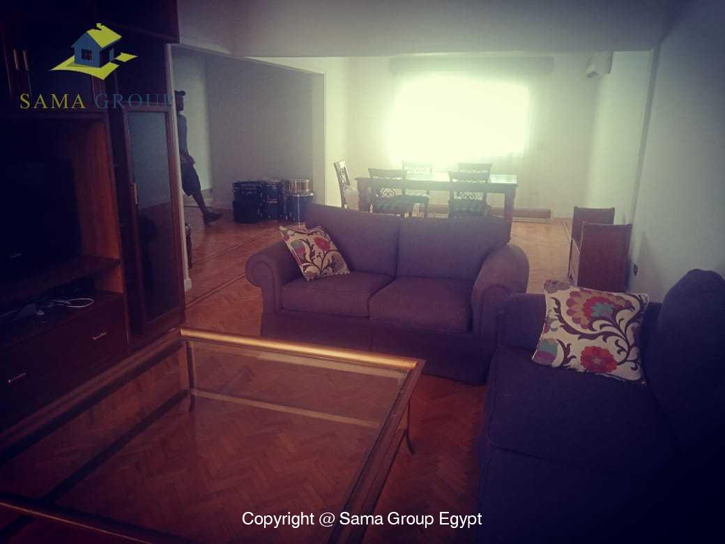 Furnished Apartment For Rent In Maadi Degla,Modern Furnished,Apartment NO #2