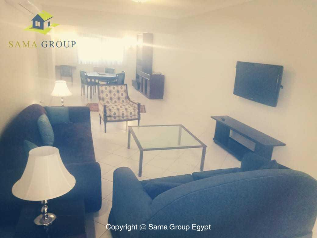 Furnished Apartment For Rent In Maadi Degla