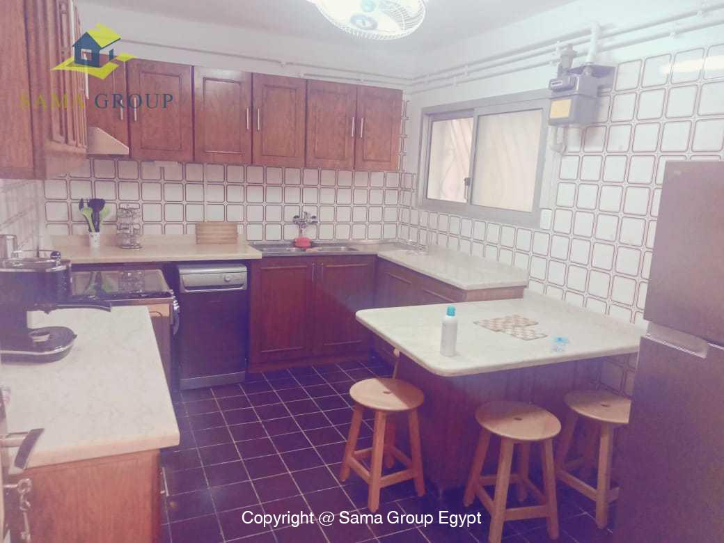 Furnished Apartment For Rent In Maadi Degla,Modern Furnished,Apartment NO #7