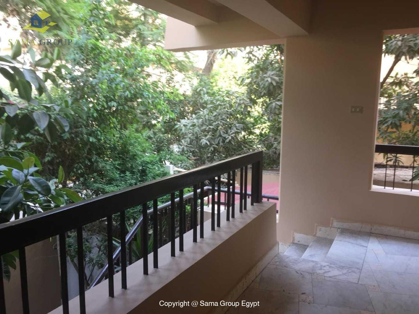 Semi Furnished Ground Floor For Rent In Maadi Sarayat,Semi furnished,Ground Floor NO #22
