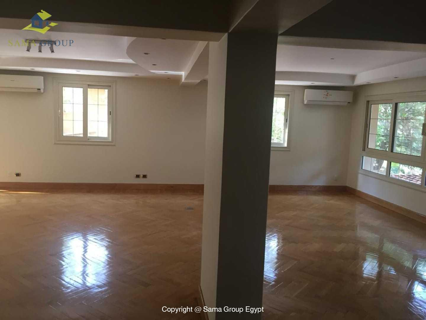 Semi Furnished Ground Floor For Rent In Maadi Sarayat,Semi furnished,Ground Floor NO #23