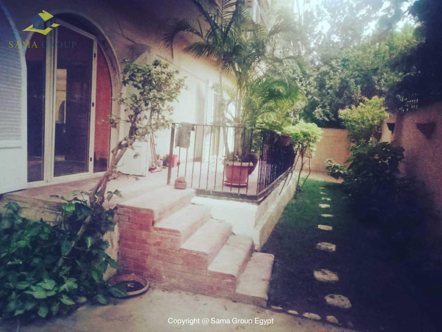 Fully Furnished Ground Floor For Rent In Maadi,Furnished,Ground Floor NO #21