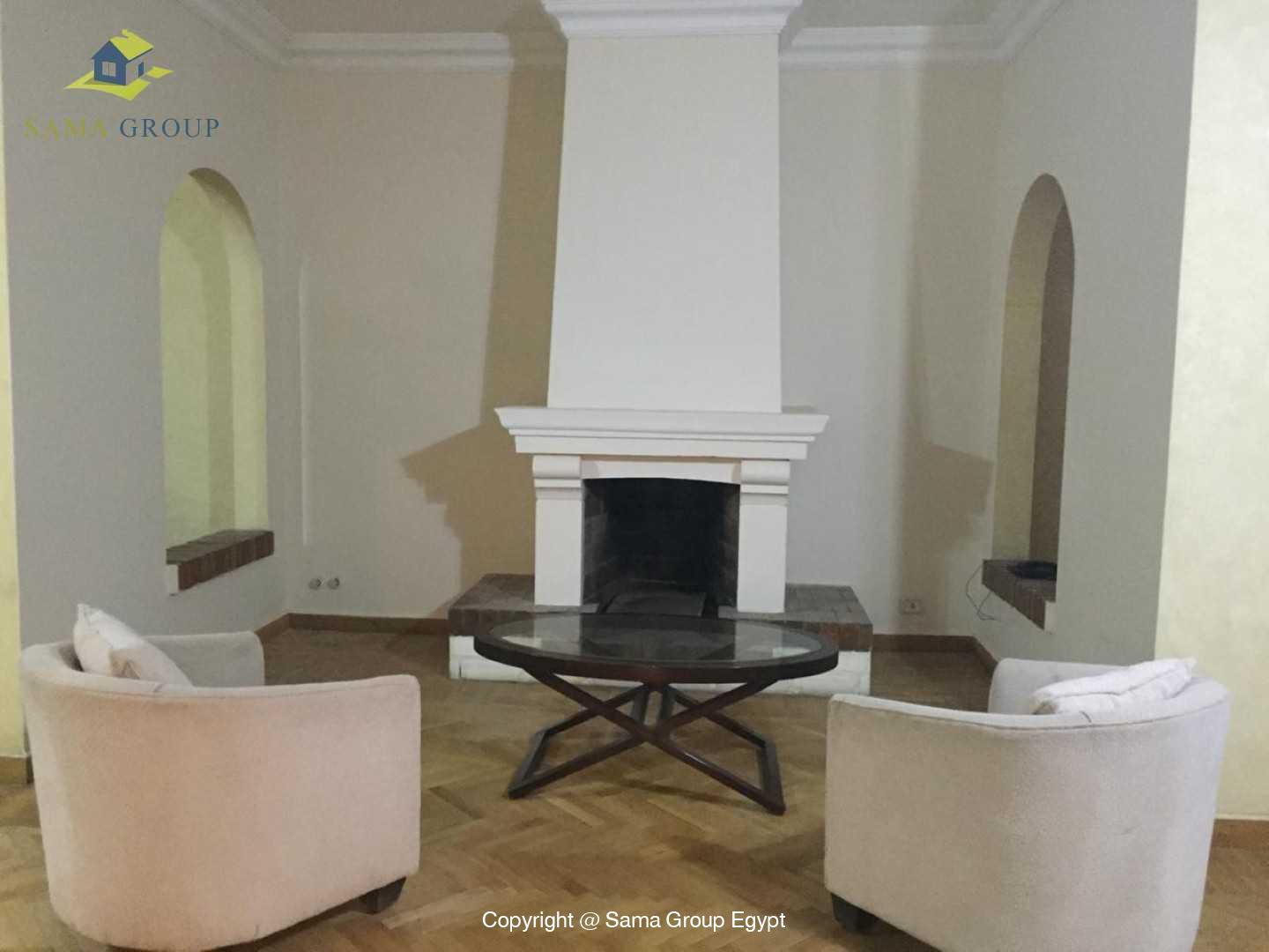 Fully Furnished Ground Floor For Rent In Maadi,Furnished,Ground Floor NO #4