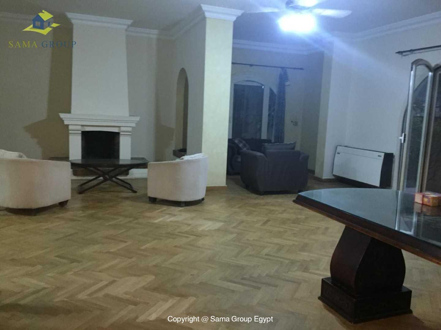 Fully Furnished Ground Floor For Rent In Maadi,Furnished,Ground Floor NO #9