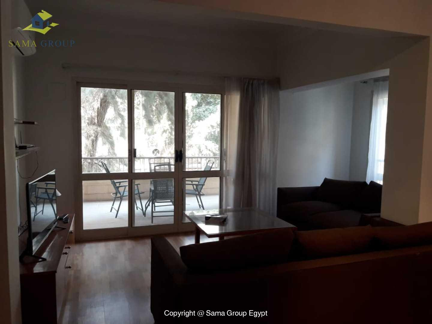 Penthouse For Rent In Maadi Degla Close to CAC,Modern Furnished,Penthouse NO #12