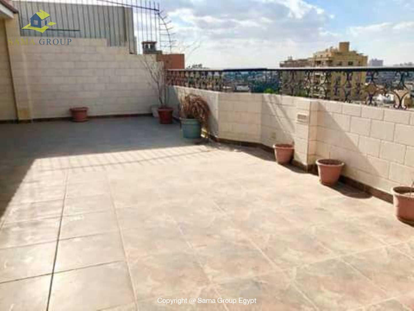Penthouse For Rent In Maadi Degla Close to CAC,Modern Furnished,Penthouse NO #3