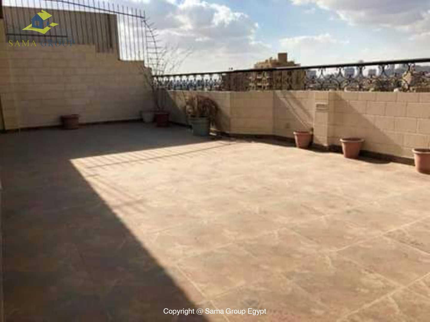 Penthouse For Rent In Maadi Degla Close to CAC,Modern Furnished,Penthouse NO #6