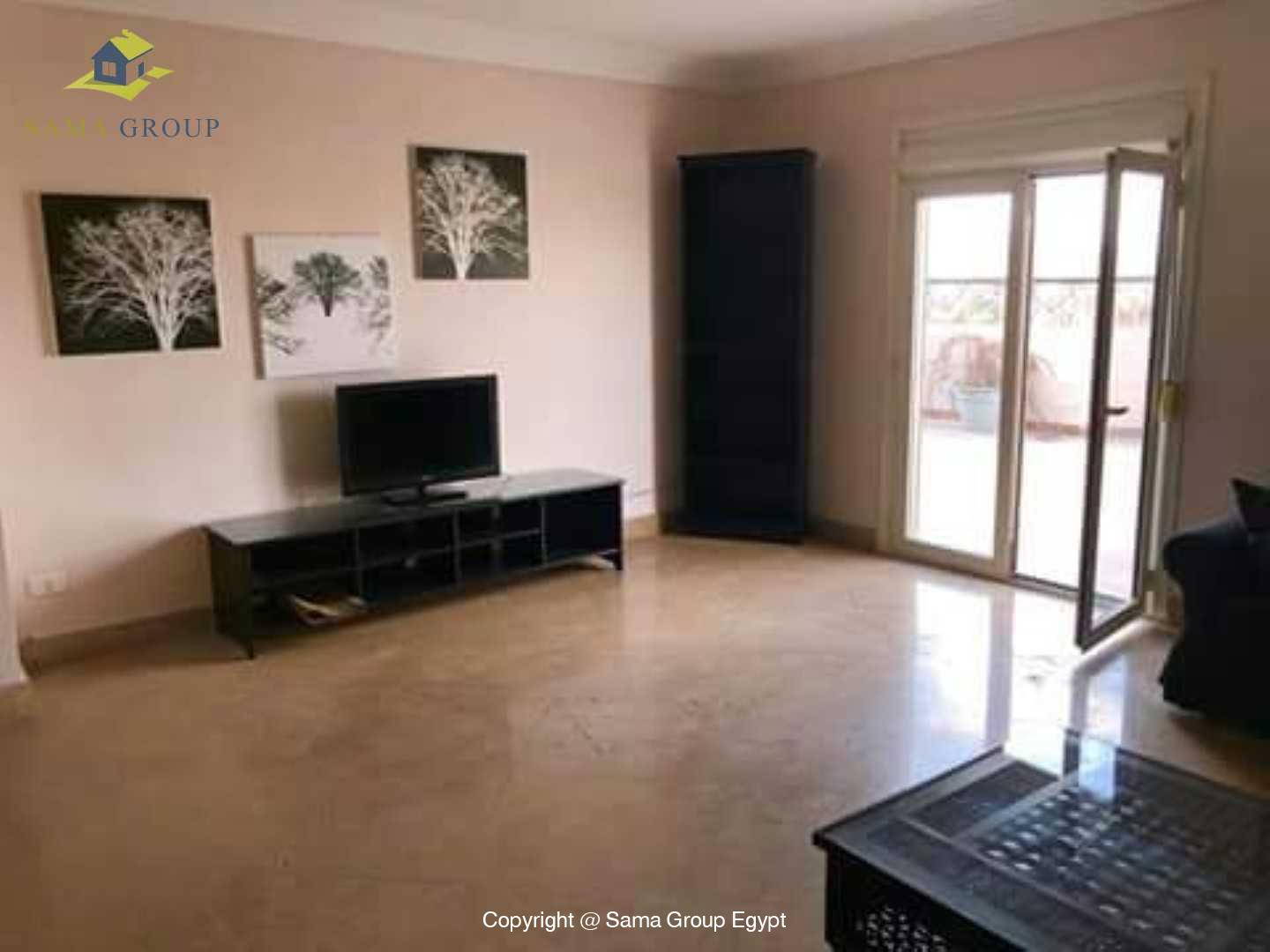 Penthouse For Rent In Maadi Degla Close to CAC,Modern Furnished,Penthouse NO #21