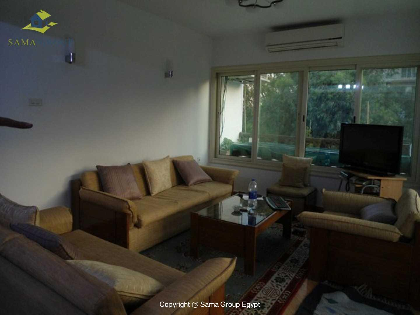 Penthouse For Rent In Maadi Sarayat,Modern Furnished,Penthouse NO #11