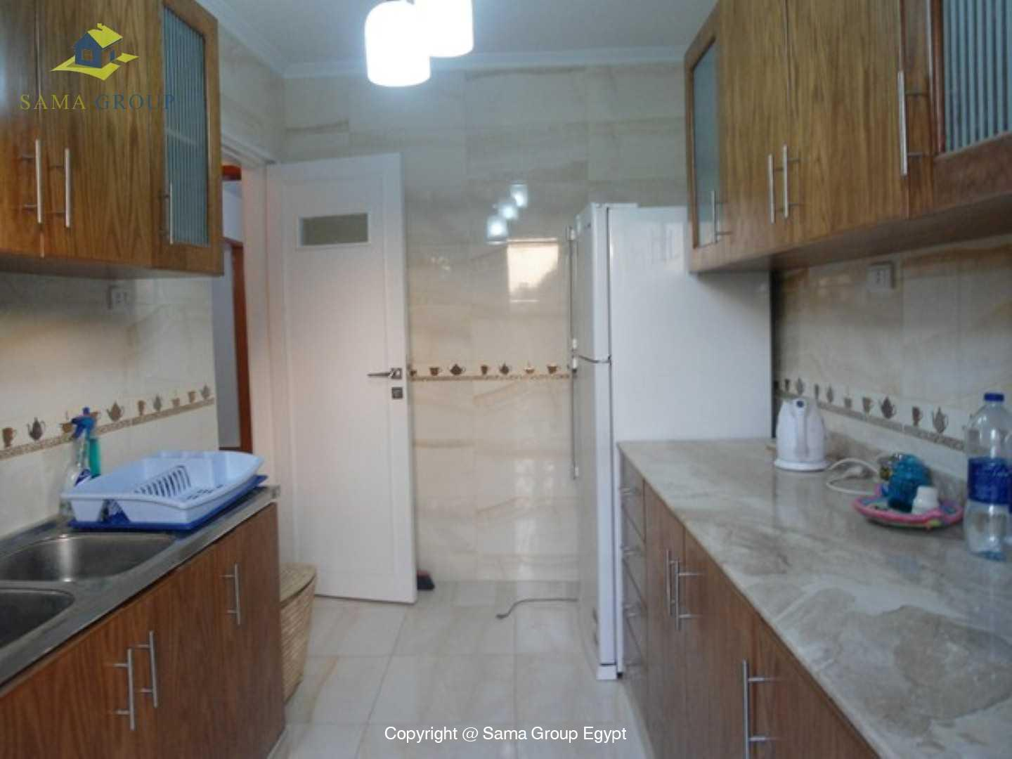 Penthouse For Rent In Maadi Sarayat,Modern Furnished,Penthouse NO #8