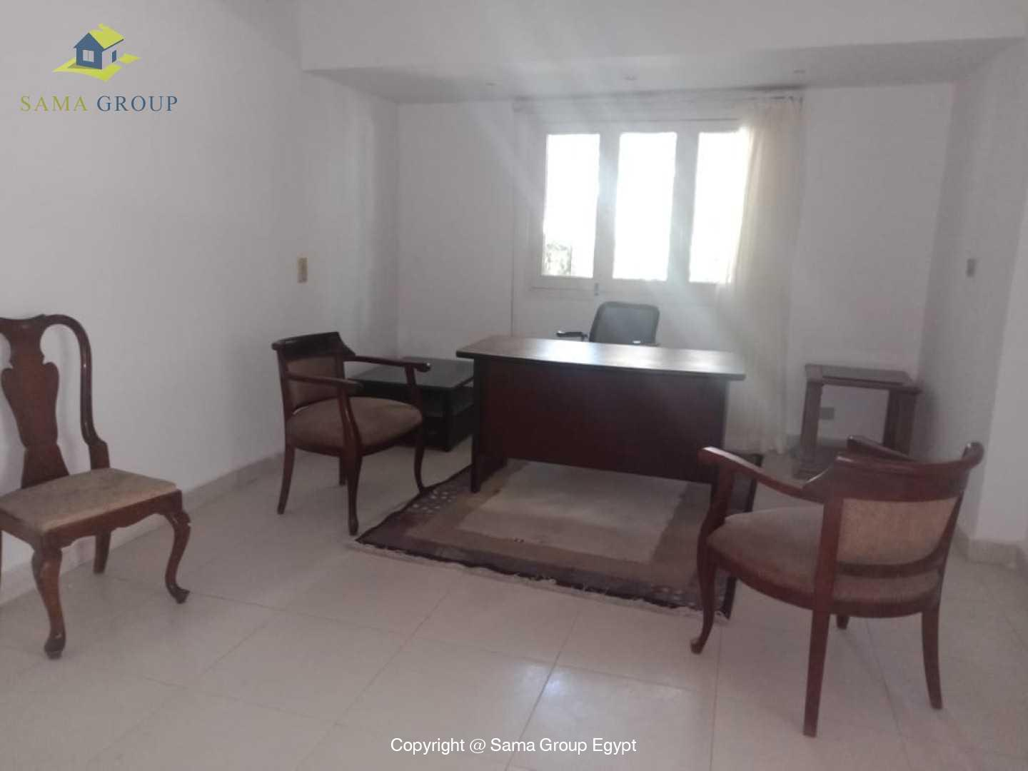 Fully Furnished Ground Floor For Rent In Maadi,Modern Furnished,Ground Floor NO #9