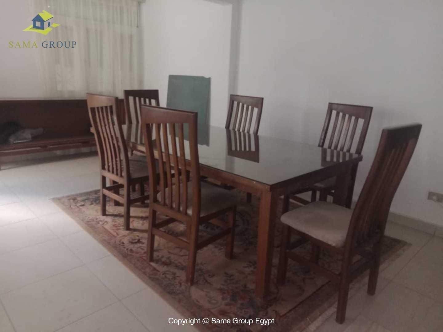 Fully Furnished Ground Floor For Rent In Maadi,Modern Furnished,Ground Floor NO #8