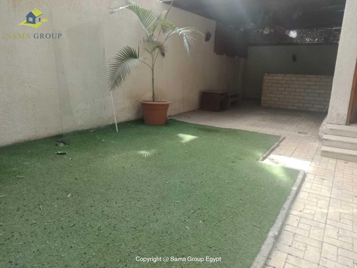Fully Furnished Ground Floor For Rent In Maadi,Modern Furnished,Ground Floor NO #4