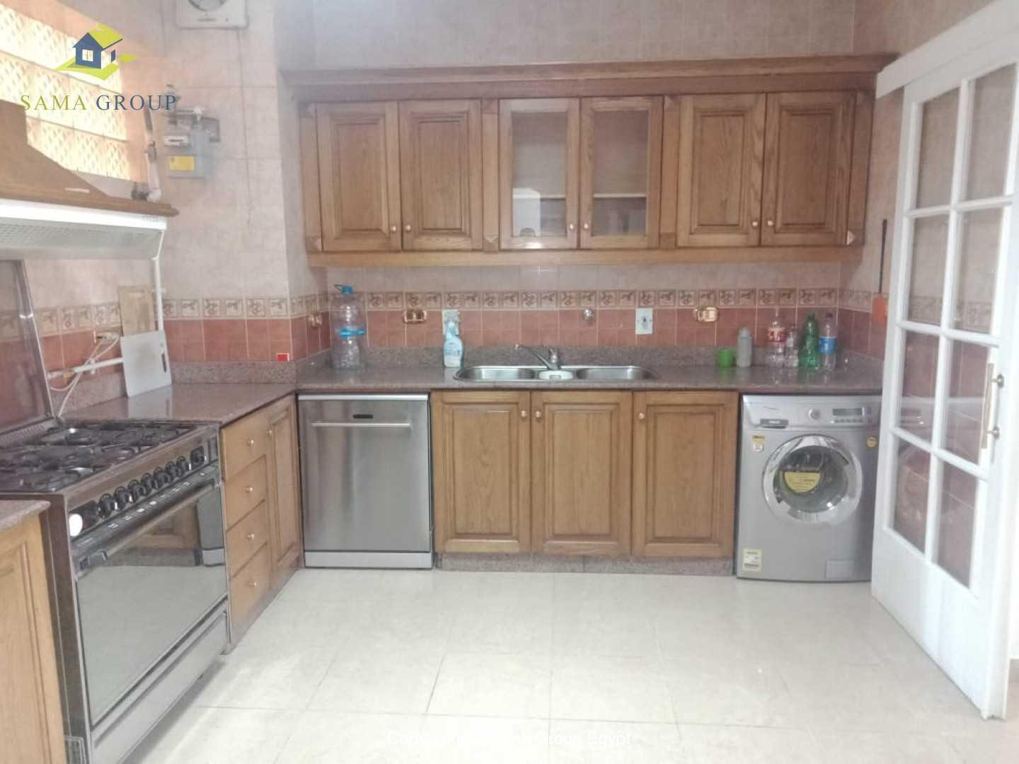 Apartment For Rent In Maadi Sarayat,Furnished,Apartment NO #1