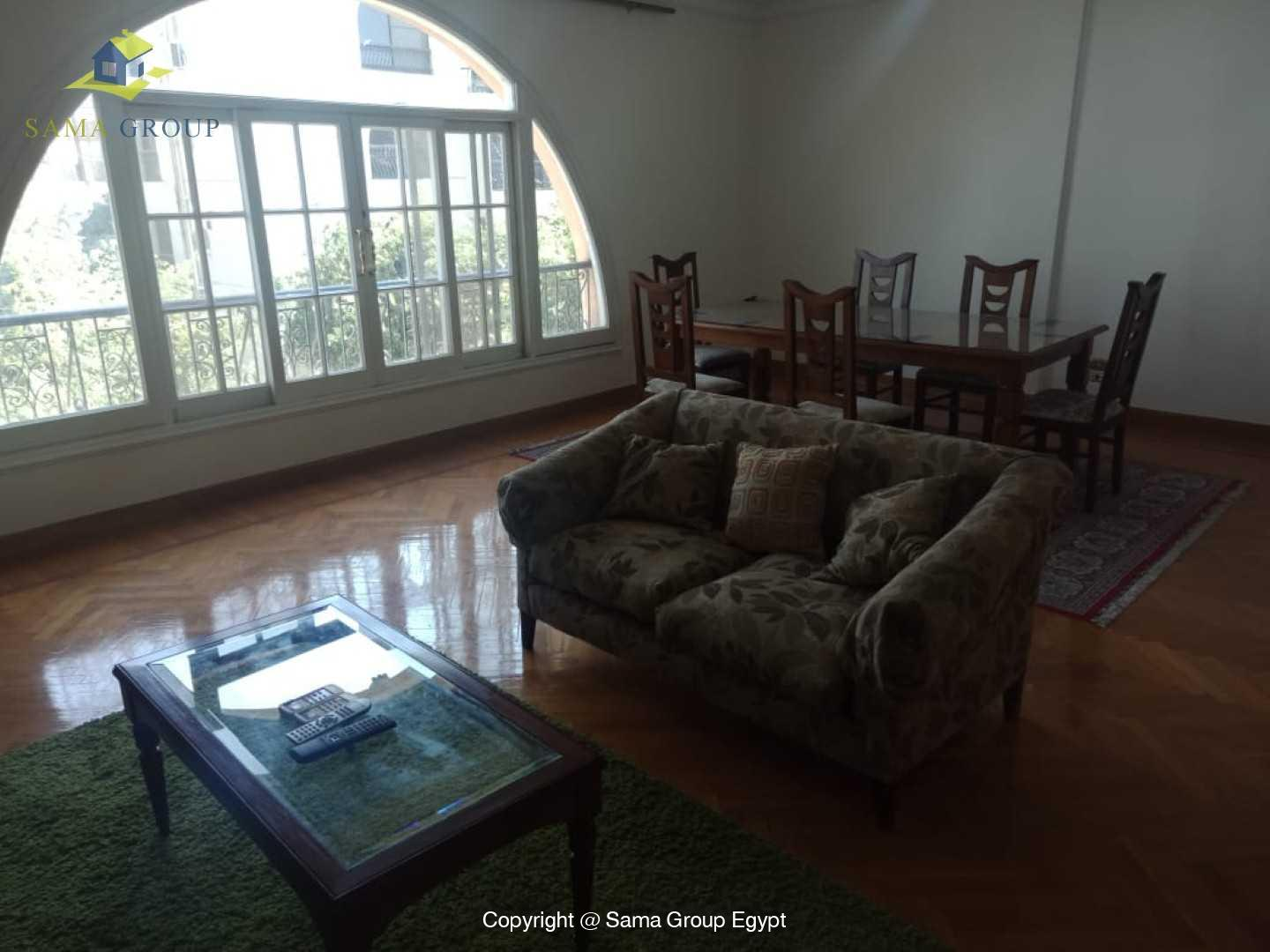 Apartment For Rent In Maadi Sarayat,Furnished,Apartment NO #4