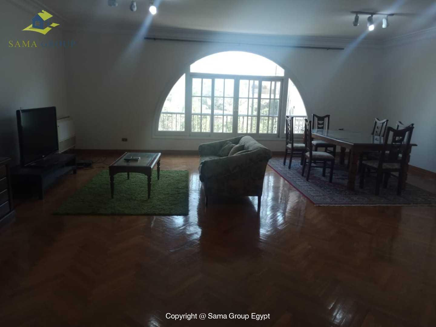 Apartment For Rent In Maadi Sarayat,Furnished,Apartment NO #16