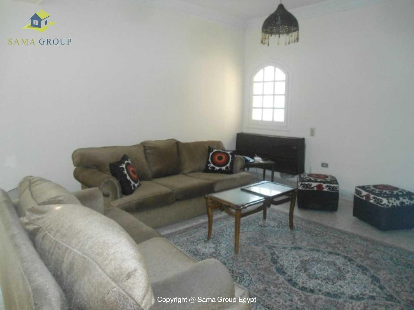 Fully Furnished Ground Floor For Rent In Maadi,Modern Furnished,Ground Floor NO #15