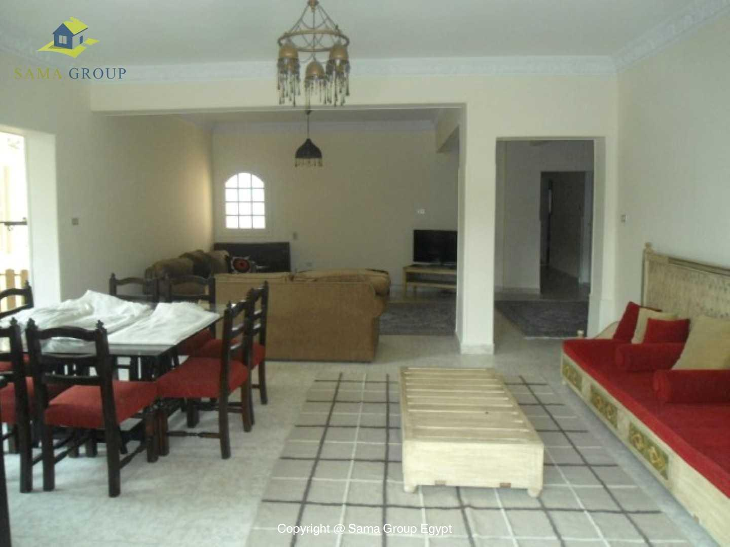 Fully Furnished Ground Floor For Rent In Maadi,Modern Furnished,Ground Floor NO #17