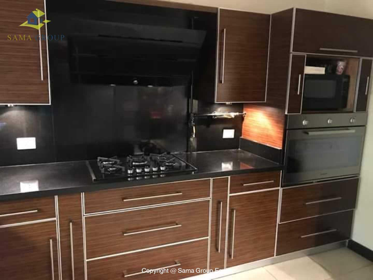Ground Floor For Rent In New Maadi,Modern Furnished,Ground Floor NO #4