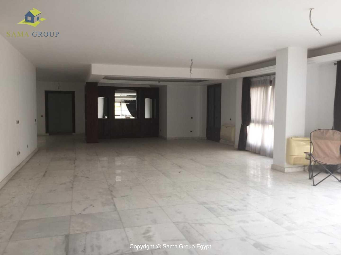 Penthouse For Rent In Maadi Sarayat,Semi furnished,Penthouse NO #6