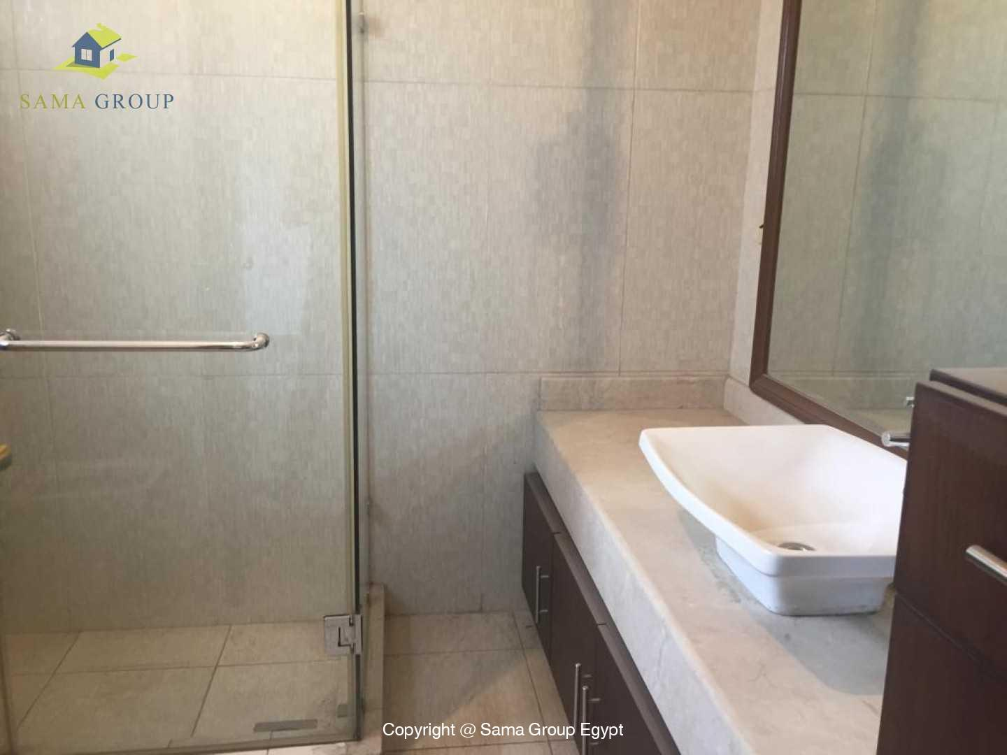 Penthouse For Rent In Maadi Sarayat,Semi furnished,Penthouse NO #2