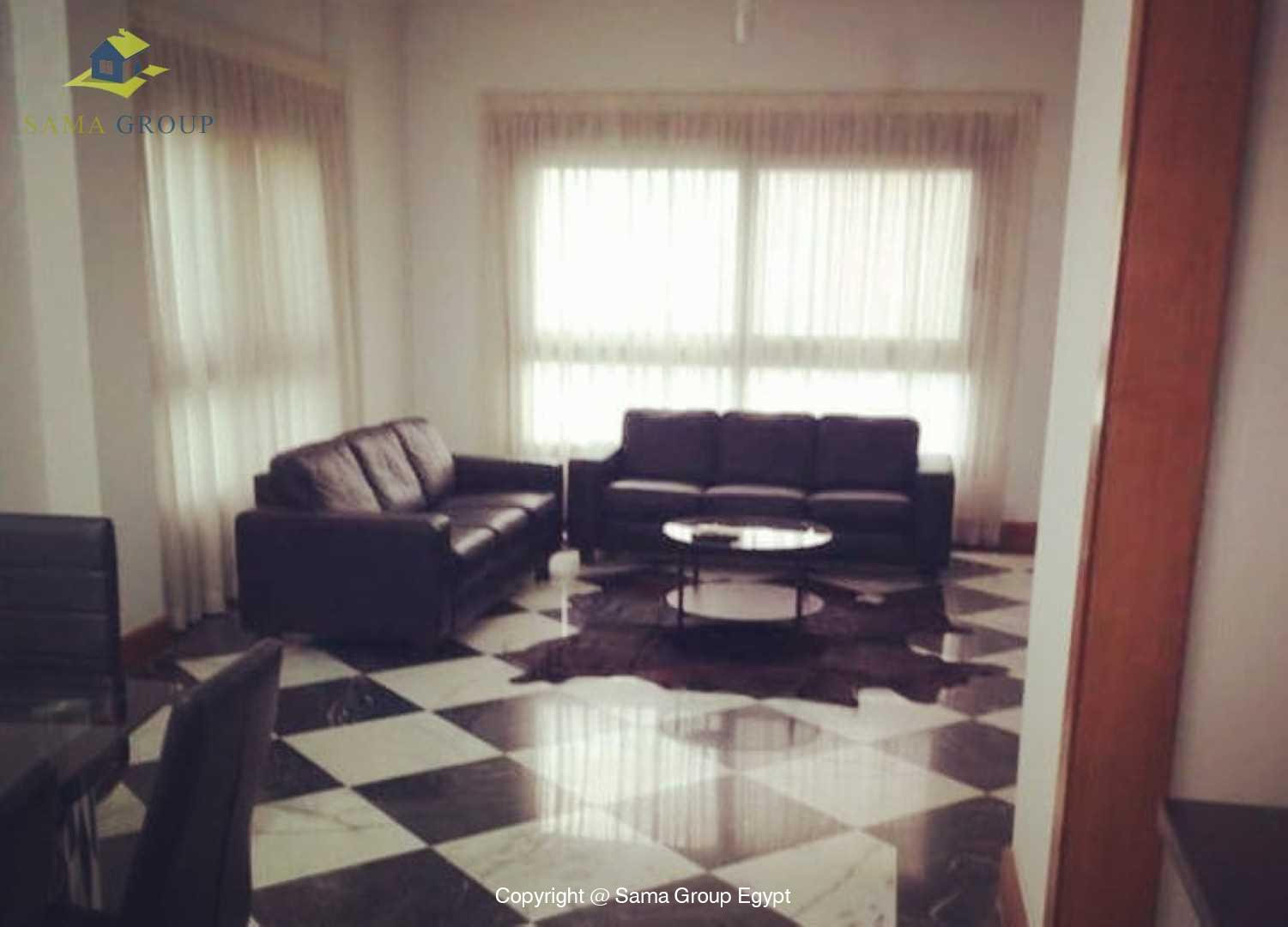 Modern Apartment With Swimming Pool For Rent In Maadi,Modern Furnished,Apartment NO #6