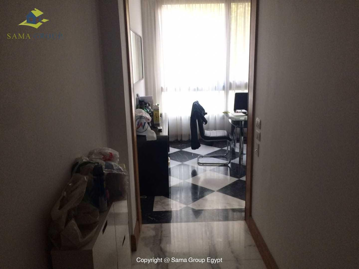 Modern Apartment With Swimming Pool For Rent In Maadi,Modern Furnished,Apartment NO #3
