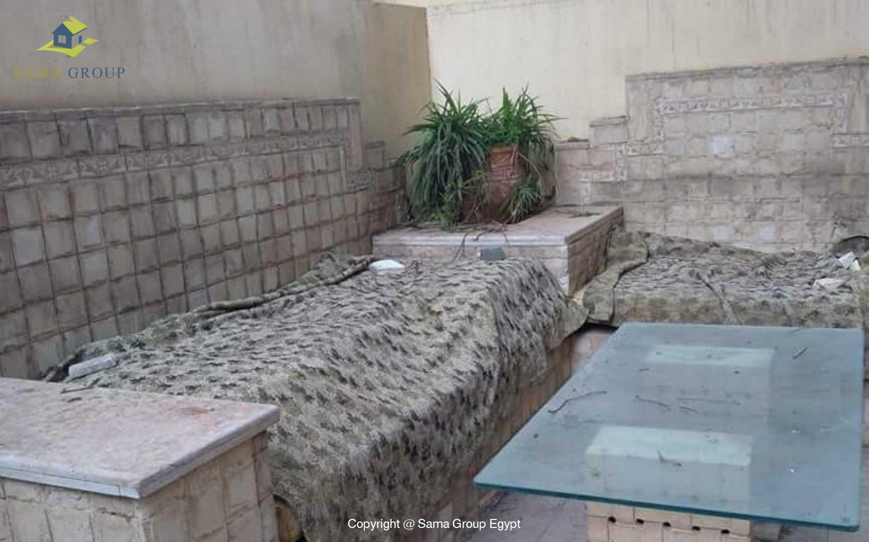 Furnished Ground Floor With Pool For Rent In Maadi,Modern Furnished,Ground Floor NO #11