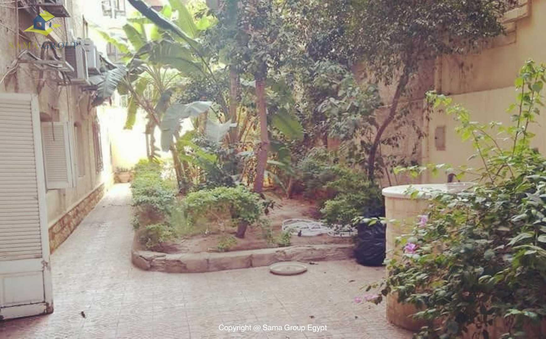 Furnished Ground Floor With Pool For Rent In Maadi,Modern Furnished,Ground Floor NO #10