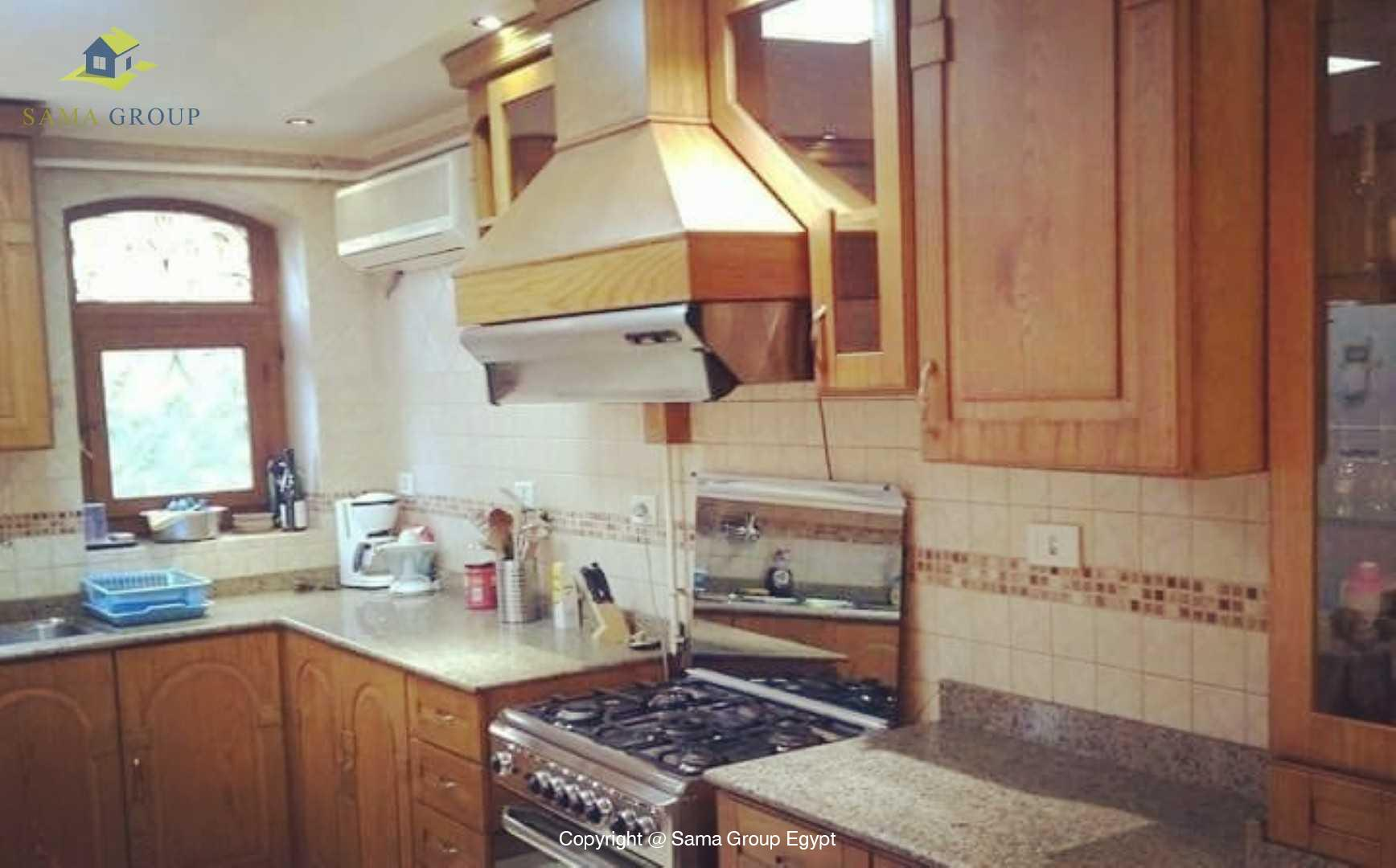 Furnished Ground Floor With Pool For Rent In Maadi,Modern Furnished,Ground Floor NO #9