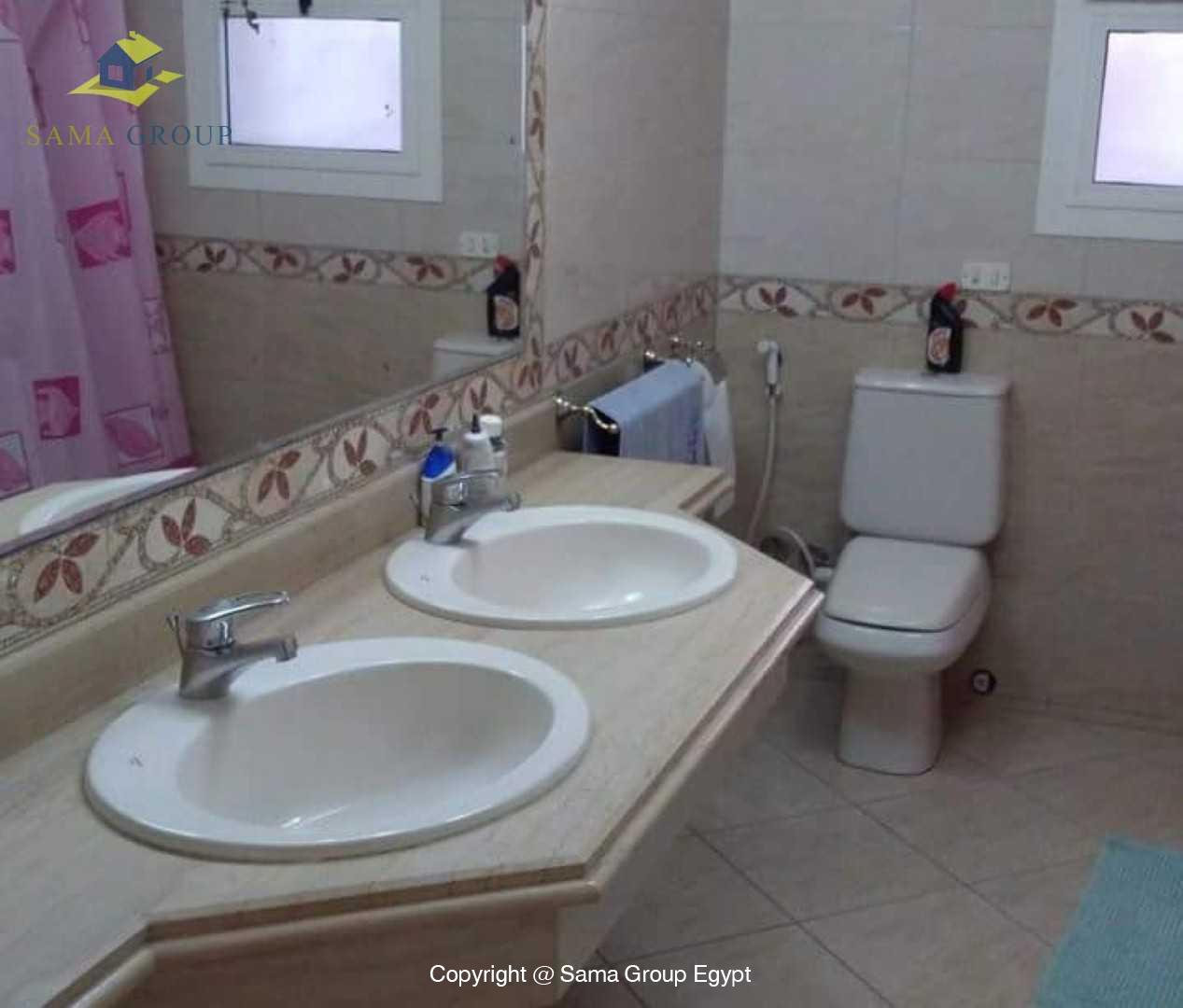 Furnished Ground Floor With Pool For Rent In Maadi,Modern Furnished,Ground Floor NO #3
