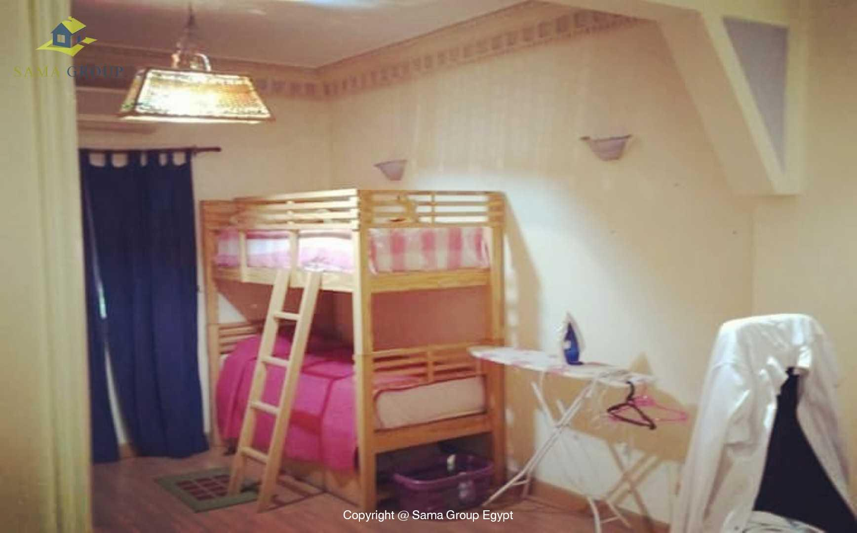 Furnished Ground Floor With Pool For Rent In Maadi,Modern Furnished,Ground Floor NO #2