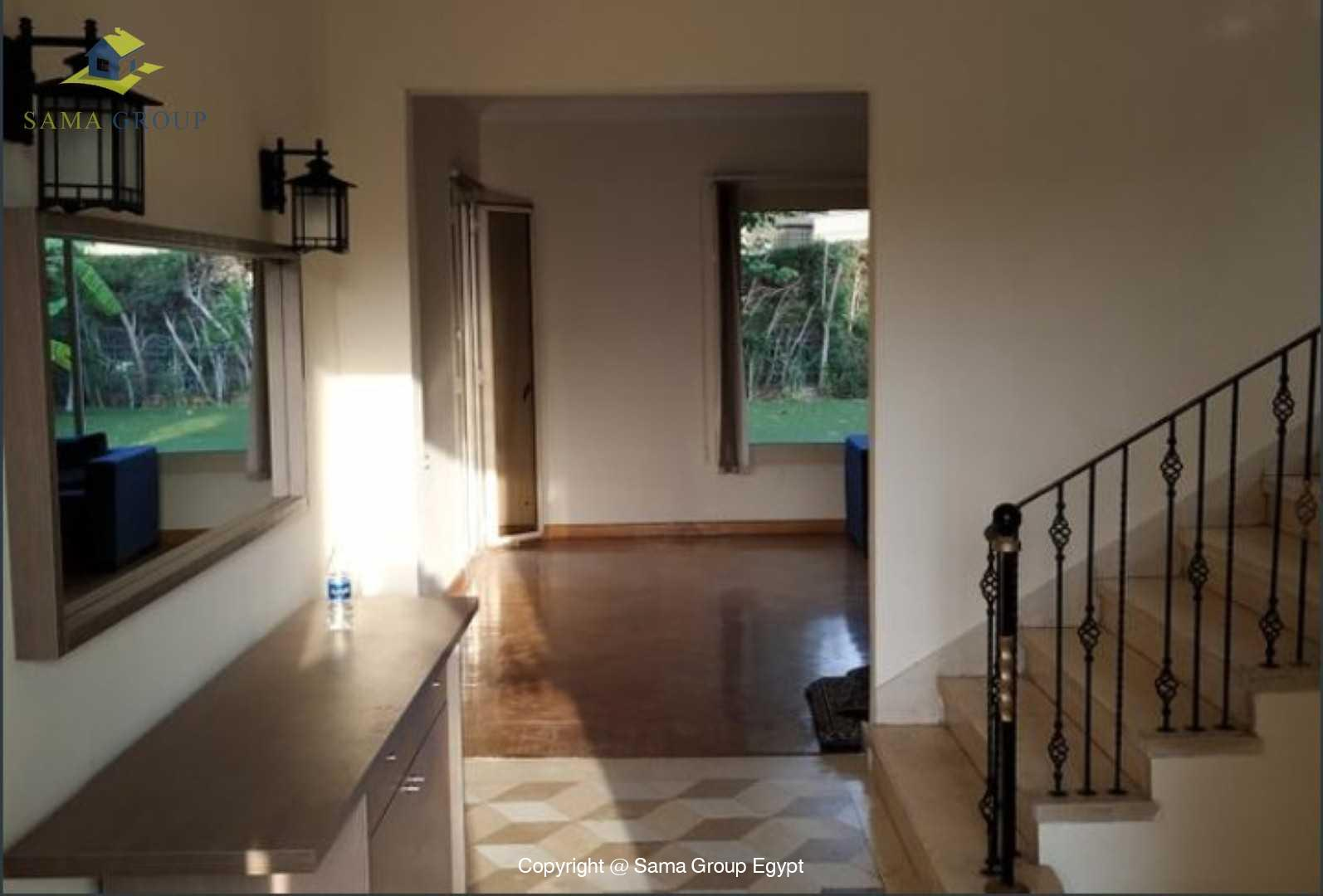 villa For Rent In Katameya Heights,Modern Furnished,Villa NO #9